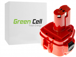 Bateria Akumulator Green Cell do Makita Celma WAK12 NI-CD 12V 2Ah