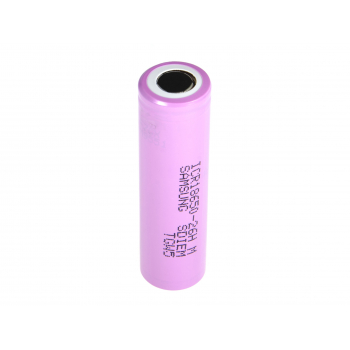 Ogniwo Akumulator Li-Ion 18650 Samsung ICR18650-26J 3,7V 2600mAh