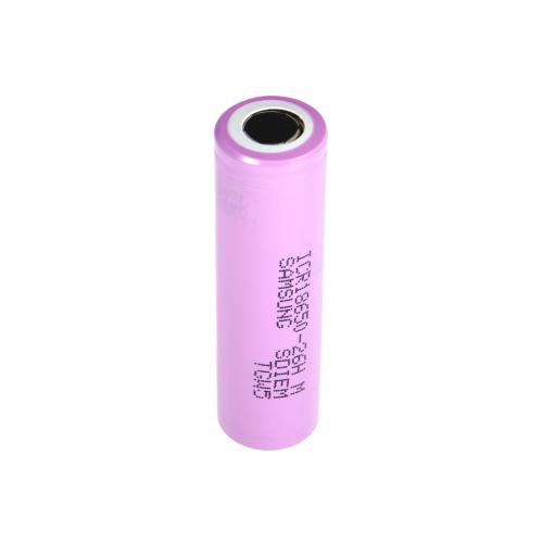Ogniwo Li-Ion Samsung ICR18650-26H 2600mAh