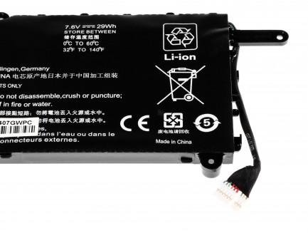Bateria Green Cell PL02XL do HP Pavilion x360 11-N i HP x360 310 G1