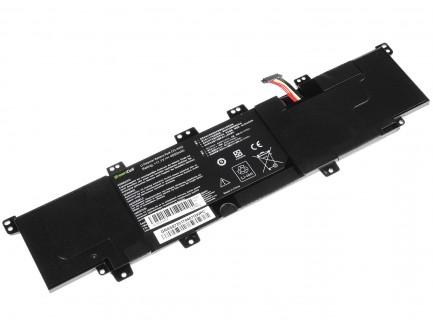 Bateria Green Cell C31-X402 do Asus VivoBook S300 S300C S300CA S400 S400C S400CA X402 X402C