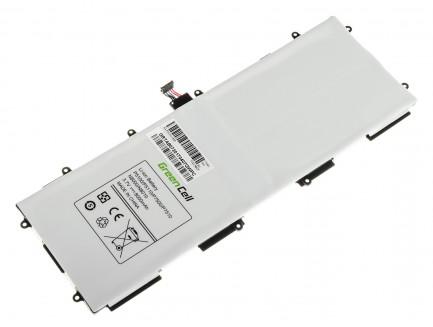 Bateria Green Cell SP3676B1A do Samsung Galaxy Tab 10.1 P7500 P7510, Tab 2 10.1 P5100 P5110, Note 10.1 N8000 N8010