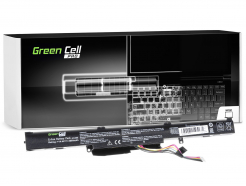 Bateria Green Cell PRO A41-X550E do Asus F550D R510D R510DP X550D X550DP