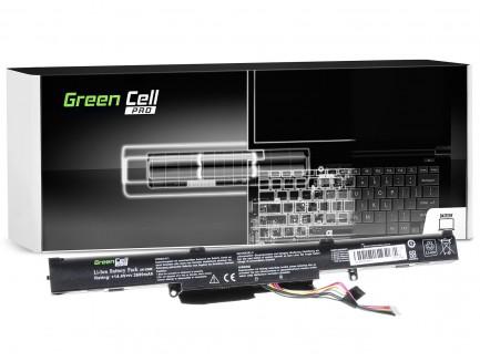 Bateria Green Cell PRO A41-X550E do Asus F550D R510D R510DP X550D X550DP
