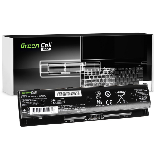 Bateria Green Cell PRO PI06 PI06XL do HP Pavilion 15 17 Envy 15 17 M7