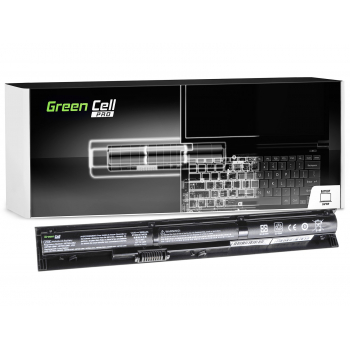 Bateria Green Cell PRO VI04 do HP ProBook 440 G2 450 G2 Pavilion 15-P 17-F Envy 15-K 17-K