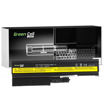 Bateria Green Cell PRO do Lenovo IBM ThinkPad T60 T60p T61 R60 R60e R60i R61 R61i T61p R500 SL500 W500