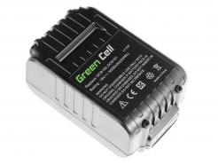 Bateria Akumulator Green Cell do Dewalt DCB180 DCB181 DCB182 DCB183 DCB184 18V 3Ah