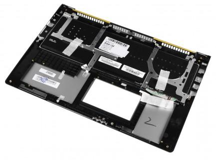 Klawiatura Asus Zenbook UX51 podświetlana palmrest