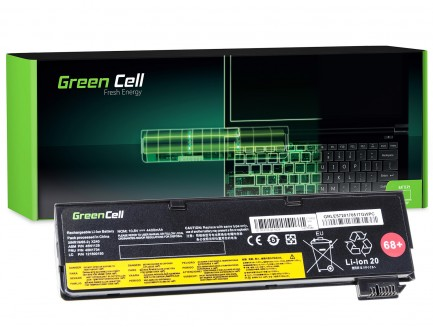Bateria Green Cell do laptopów Lenovo ThinkPad L450 T440 T450 X240 X250