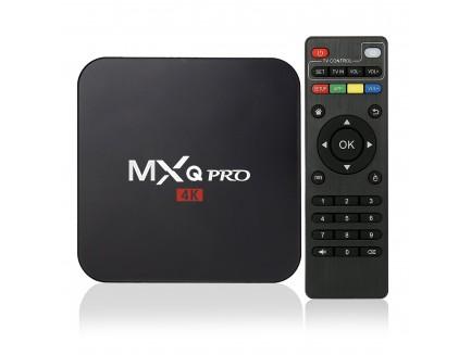 TV Box MXQ PRO (2GB RAM, 16GB eMMC, 4x2.0GHz, Android 6.0 Marshmallow)