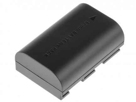 Bateria Akumulator Green Cell do Canon EOS 5D Mark II Mark III 6D 7D 60D 7.4V 1800mAh