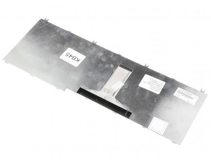 Klawiatura do laptopa Toshiba A500 A505 L350 L500 L505 L505D P200  P300 P500 X200 X300 Srebrna