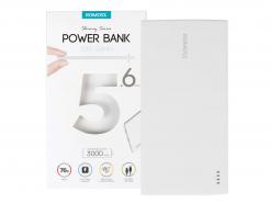 Powerbank Romoss Skinny 3000mAh ULTRA SLIM, 5.6mm!