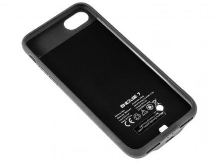 Case Etui Romoss Apple iPhone 7 , 4.7 cala 2800mAh, silikonowy, magnetyczny
