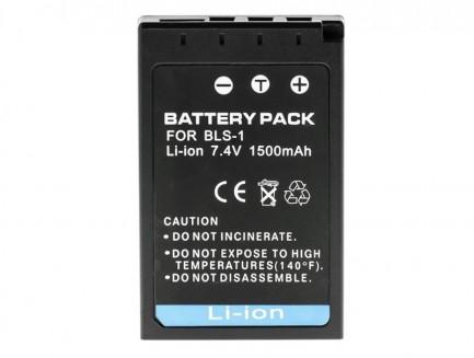 Bateria akumulator Green Cell Olympus E-400 E-410 E-420 E-600 E-620 7.4V