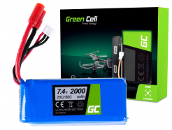 Bateria Akumulator Green Cell do Syma X5SC X5SW Explorers