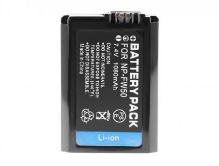 Bateria akumulator Green Cell Sony A33 A55 NEX-3 NEX-5 7.4A
