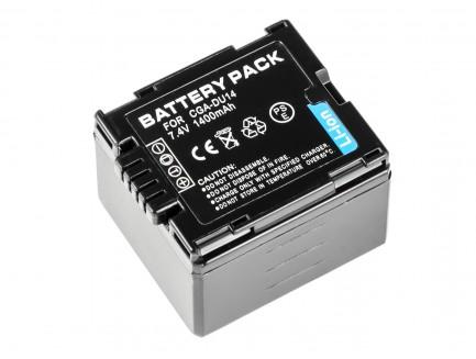 Bateria Akumulator Green Cell do aparatu Panasonic GS10 GS200 GS300 CGA-DU14