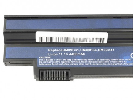 Bateria akumulator Green Cell do laptopa Acer Aspire One 532 UM09G51 UM09H31 UM09H36 11.1V