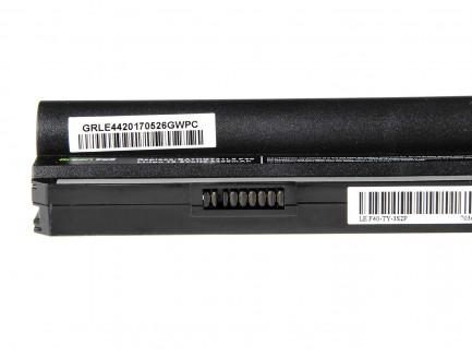 Bateria Green Cell do Laptopów Lenovo F40 F41 F50, 3000 Y400 Y410