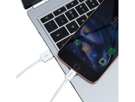 Kabel Przewód Romoss USB 2.0 TYP-C 1m
