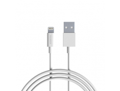 Kabel Przewód Romoss Lightning - USB Apple Iphone Ipod Ipad 1m