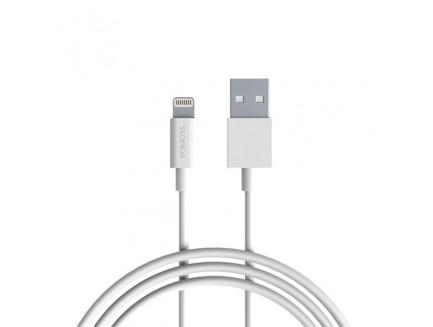 Kabel Przewód Romoss Lightning - USB Apple Iphone Ipod Ipad 1m