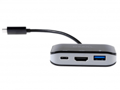 Adapter HUB Romoss CH04CIA USB-C Multiport (HDMI 4K, USB-A 3.0, USB-C)