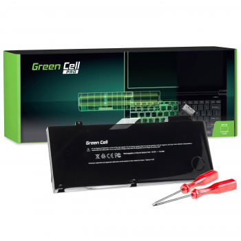 Bateria Green Cell PRO A1322 do Apple MacBook Pro 13 A1278 (Mid 2009, Mid 2010, Early 2011, Late 2011, Mid 2012)