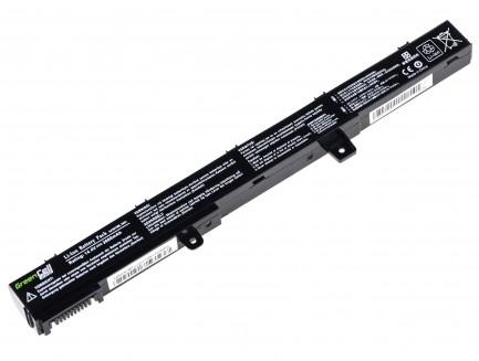 Bateria Green Cell PRO A31N1319 A41N1308 do Asus X551 X551C X551CA X551M X551MA X551MAV R512C R512CA