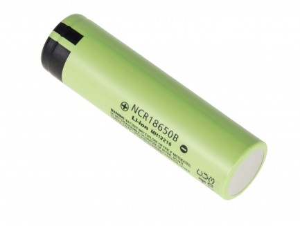 Akumulator Ogniwo 18650 Panasonic NCR18650B  3400 mAh Li-Ion