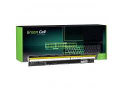 Srebrna Bateria Green Cell L09L6D16 do Lenovo IdeaPad S300 S400 S400U S405