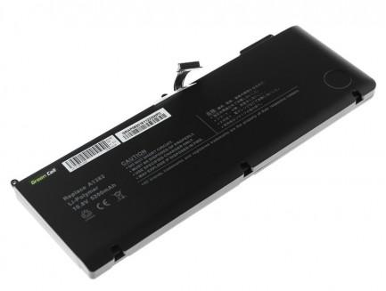 "Bateria akumulator Green Cell do laptopa Apple Macbook Pro 15"" A1286 A1382 10.95V (Early 2011 - Mid 2012)"