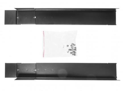 Szyny montażowe do szaf Rack
