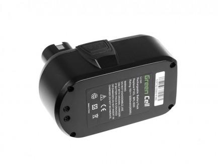 Bateria Akumulator Green Cell do kosiarki Ryobi RLM18X40H240 RLM18X36H240 RLM18C34H25 OLM1836H 18V 5Ah