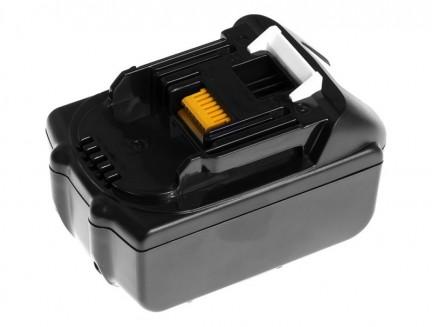 Bateria Akumulator Green Cell do kosiarki Makita DLM380Z DLM380RT DLM380RM DLM380RF DLM431RF DLM431Z DLM431PT2 DLM431RM2 18V 3Ah