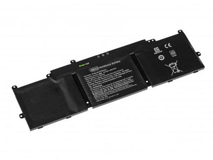 Bateria Green Cell ME03XL HSTNN-LB6O 787089-421 787521-005 do HP Stream 11 Pro 11-D 13-C