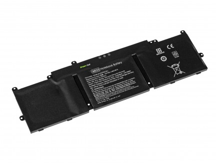 Bateria Green Cell ME03XL HSTNN-LB6O 787089-421 787521-005 do HP Stream 11 Pro 11-D 13-C