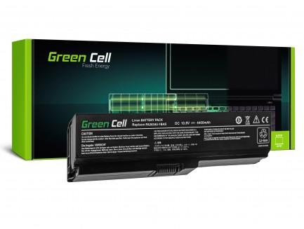 Bateria Green Cell PA3634U-1BRS do Toshiba Satellite A660 C650 C660 C660D L650 L650D L655 L670 L670D L675