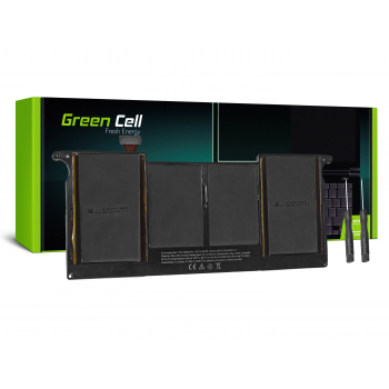 Bateria Green Cell A1406 A1495 do Apple MacBook Air 11 A1370 A1465 (Mid 2011, Mid 2012, Mid 2013, Early 2014, Early 2015)