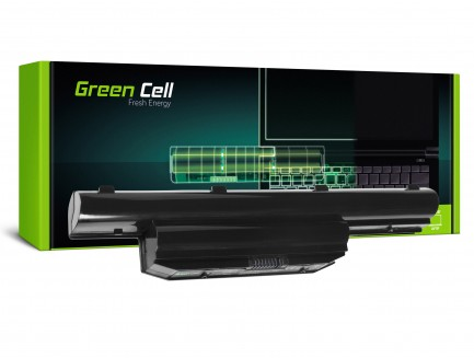 Bateria Green Cell FPB0271 FPB0272 FPCBP334 FPCBP335 do Fujitsu LifeBook LH532