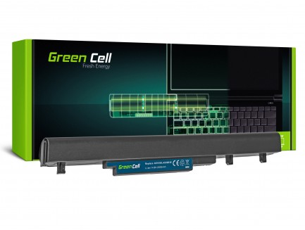 Bateria Green Cell AS09B3E AS09B56 AS10I5E do Acer TravelMate 8372 8372G 8372Z 8372ZG 8481 8481G TimelineX 8372T 8481TG