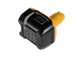 Bateria Akumulator Green Cell do DeWalt 652345-01 DE9502 DW9091 DW9094 14.4V 3Ah