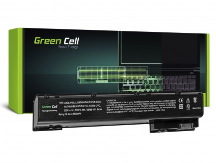 Bateria Green Cell AR08 AR08XL do HP ZBook 15, 15 G2, 17, 17 G2