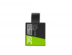 Bateria Green Cell ® do SJCAM SJ4000 SJ5000 SJ6000 SJ7000 3.7V 900mAh