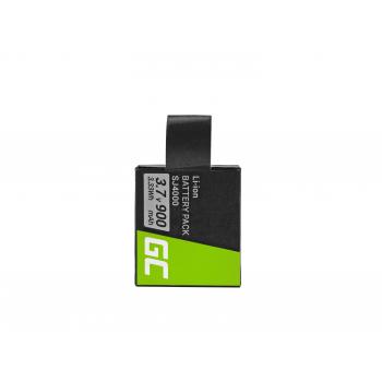 Akumulator Bateria Green Cell ® do SJCAM SJ4000 SJ5000 SJ6000 SJ7000 EKEN H8 H8R H8PRO H9 H9R PG1050, Full Decoded 3.7V 900mAh