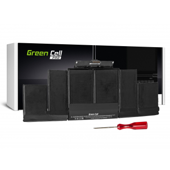 Bateria Green Cell PRO A1494 do Apple MacBook Pro 15 A1398 (Late 2013, Mid 2014)