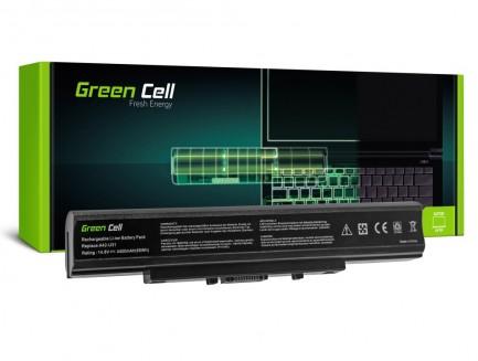 Bateria Green Cell A42-U31 A32-U31 do Asus U31 U31F U31J U31JC U31JF U31JG U31S U31SD U41