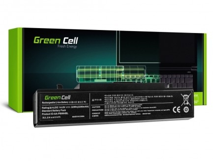 Bateria Green Cell AA-PB9N4BL do Laptopa Samsung RV408 RV409 RV410 RV411 RV415
